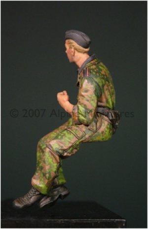 Carrista Waffen SS  (Vista 4)