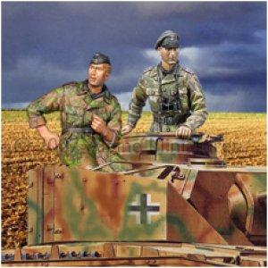 Carristas Waffen SS  (Vista 1)