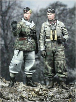 Dotacion Panzer  Invierno  (Vista 2)