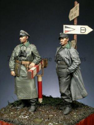 Oficiales Alemanes  (Vista 3)