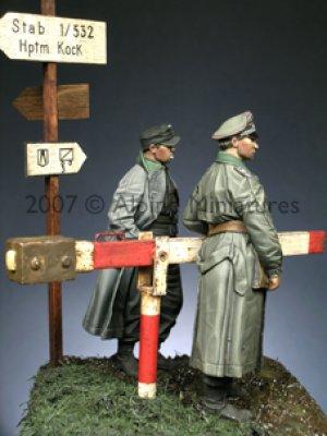 Oficiales Alemanes  (Vista 4)