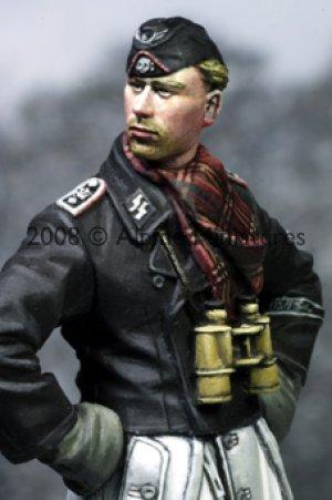 Suboficial Carrista SS -Kharkov-  (Vista 5)