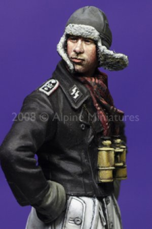 Suboficial Carrista SS -Kharkov-  (Vista 6)