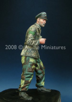 WSS Panzer Officer 44-45  (Vista 3)