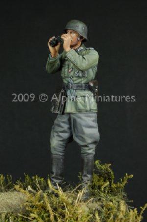 Oficial de Infanteria Alemana  (Vista 1)
