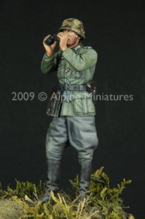 Oficial de Infanteria Alemana  (Vista 2)