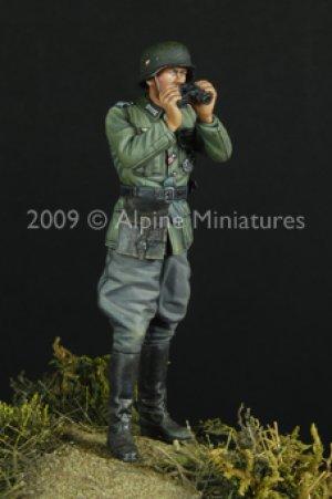 Oficial de Infanteria Alemana  (Vista 3)