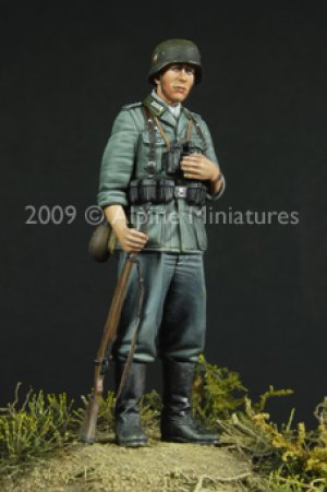 German Infantry NCO  (Vista 2)
