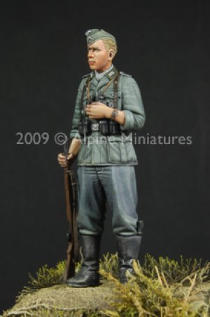 German Infantry NCO  (Vista 3)