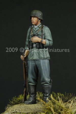 German Infantry NCO  (Vista 4)