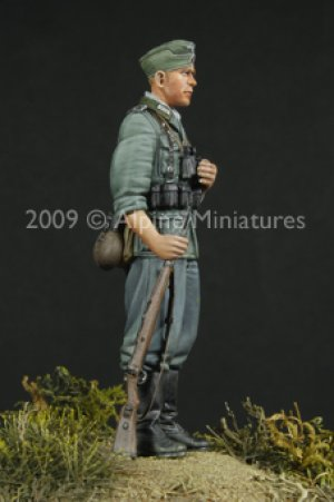 German Infantry NCO  (Vista 5)
