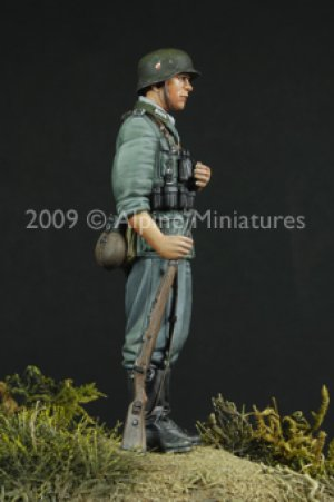 German Infantry NCO  (Vista 6)