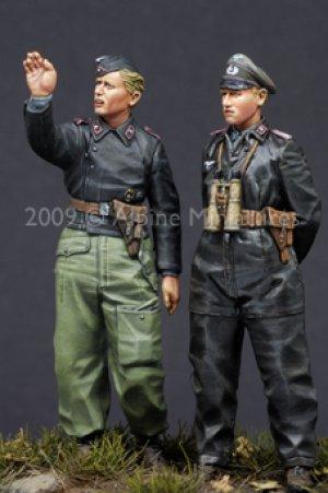 German Heer Panzer Crew Set  (Vista 2)