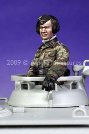 Comandante Panzer Aleman  (Vista 1)