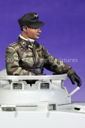Comandante Panzer Aleman  (Vista 2)