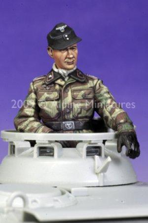 Comandante Panzer Aleman  (Vista 3)