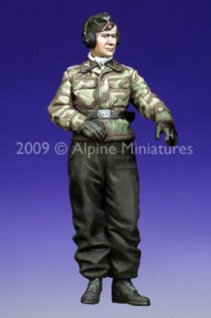 Comandante Panzer Aleman  (Vista 4)