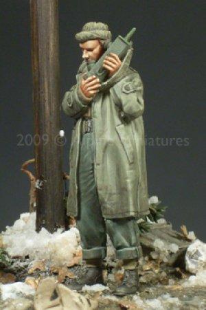 WW2 US Army Officer #2  (Vista 4)