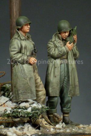 WW2 US Army Officer Set