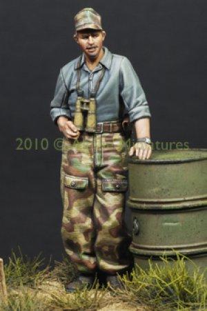 German Panzer Crew in Summer  (Vista 2)
