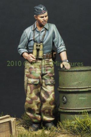 German Panzer Crew in Summer  (Vista 3)