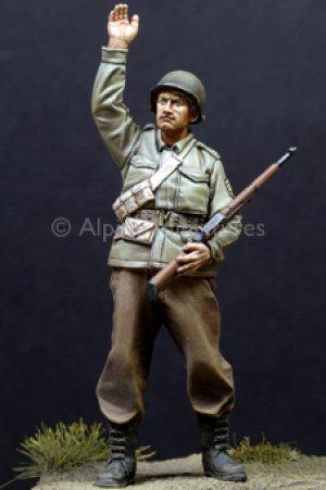 Infantería USA n°1.   (Vista 4)