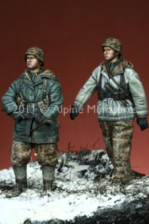 WSS Grenadier Late War Set