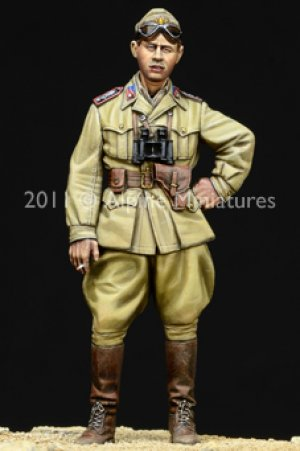Italian AFV Officer  (Vista 1)