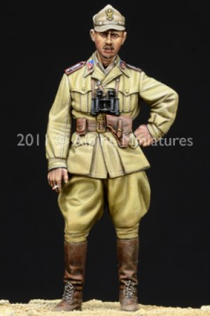 Italian AFV Officer  (Vista 2)
