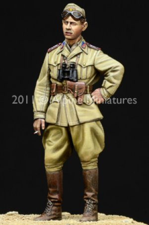 Italian AFV Officer  (Vista 3)