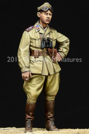 Italian AFV Officer  (Vista 4)