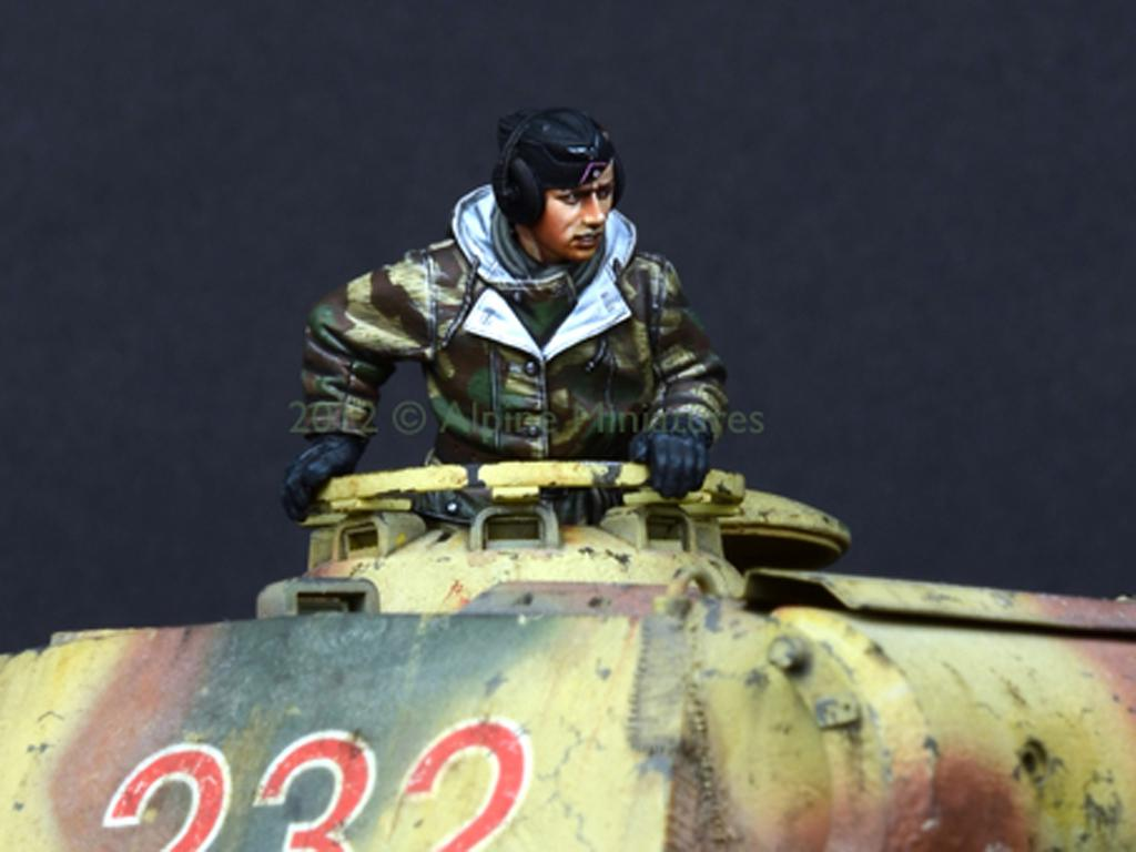 Comandante Aleman Panther 1  (Vista 1)