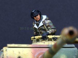 Comandante Aleman Panther 1  (Vista 2)