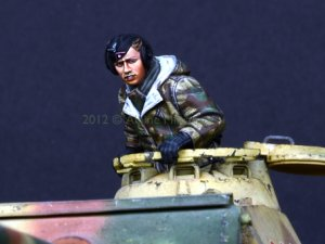 Comandante Aleman Panther 1  (Vista 3)