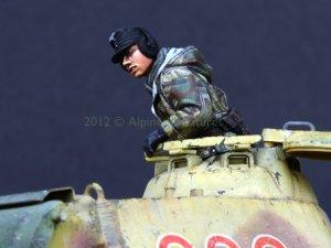 Comandante Aleman Panther 1  (Vista 4)