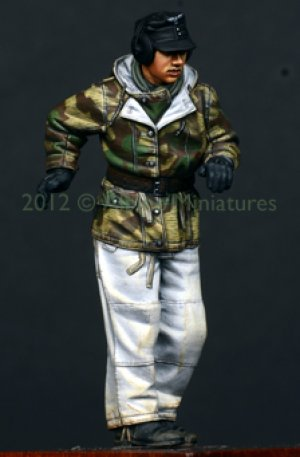 Comandante Aleman Panther 1  (Vista 6)
