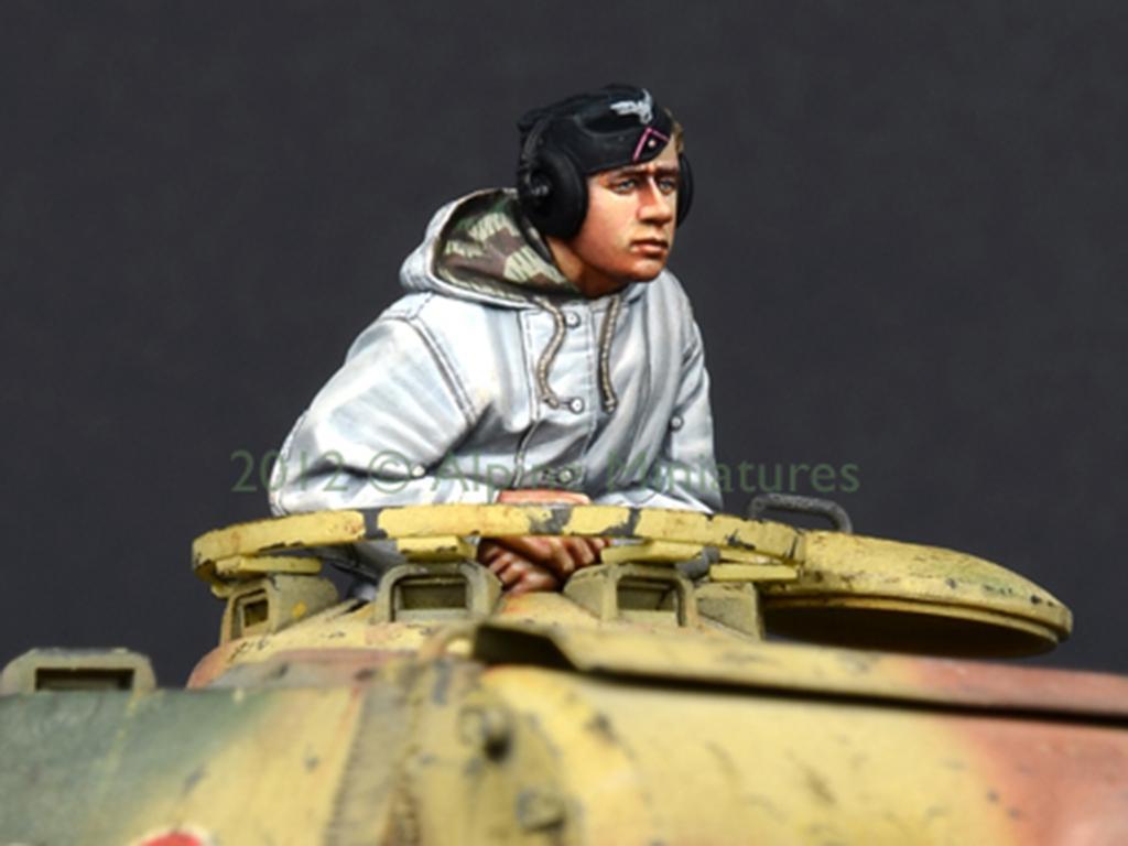 Comandante Aleman Panther 2  (Vista 1)