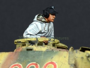 Comandante Aleman Panther 2  (Vista 2)
