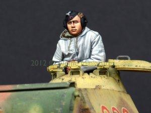 Comandante Aleman Panther 2  (Vista 4)