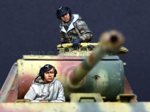 Comandante Aleman Panther Set  (Vista 1)