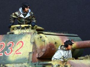 Comandante Aleman Panther Set  (Vista 2)