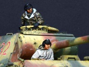 Comandante Aleman Panther Set  (Vista 3)