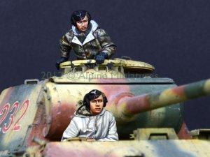 Comandante Aleman Panther Set  (Vista 4)