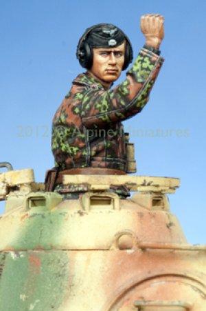WSS Panzer Commander #1  (Vista 2)