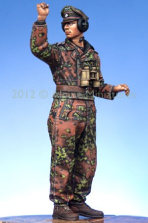 WSS Panzer Commander #1  (Vista 4)