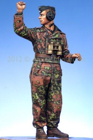 WSS Panzer Commander #1  (Vista 5)