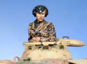 WSS Panzer Commander #2  (Vista 1)