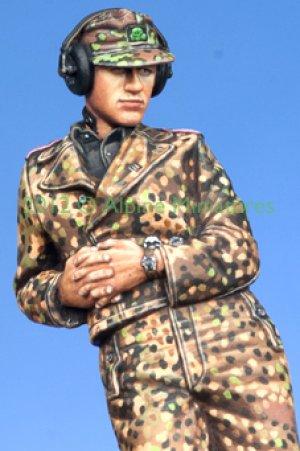 WSS Panzer Commander #2  (Vista 2)