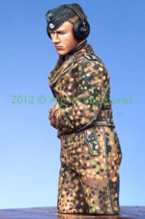 WSS Panzer Commander #2  (Vista 3)