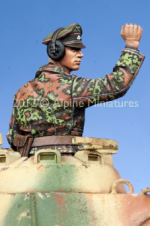 WSS Panzer Commander Set  (Vista 3)